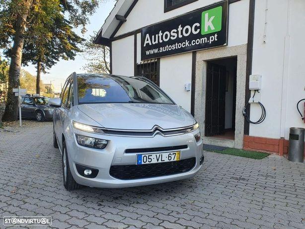 Citroën C4 Grand Picasso 1.6 e-HDI Exclusive