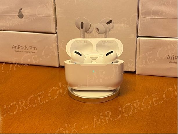  AriPods Pro - Wireless Charging Case (like Airpods) + MagSafe Duo