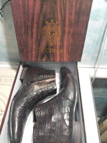 Мужские ботинки осень зима