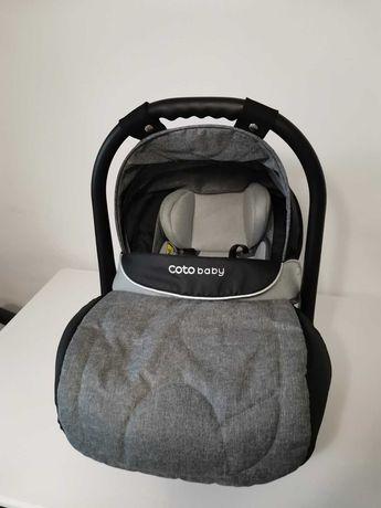 Автокрісло Coto baby + адаптери