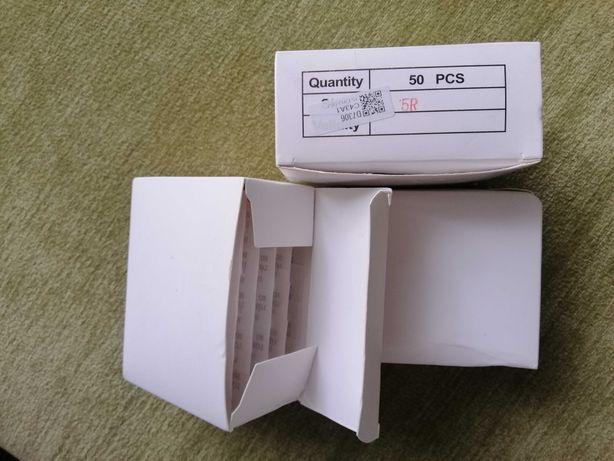 Носики, типсы для тату игл(5R) 50шт в упаковке