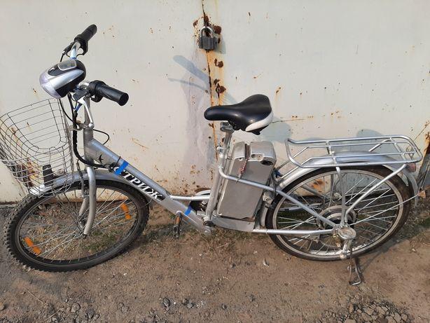 "Электровелосипед ""Стриж"""