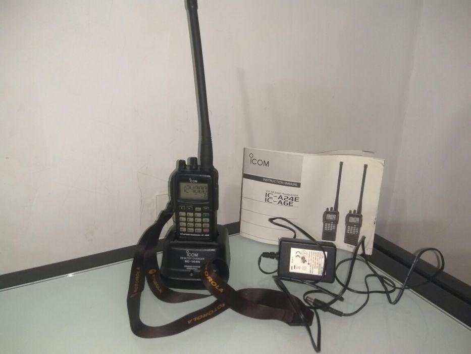 ICOM IC-A6 радиостанция Самбор - изображение 1