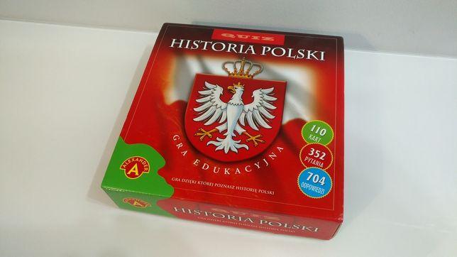 Gra HISTORIA POLSKI w idealnym stanie ( wysyłka )