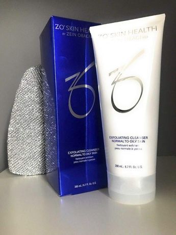 Zo skin Exfoliating cleanser by Zein Obagi