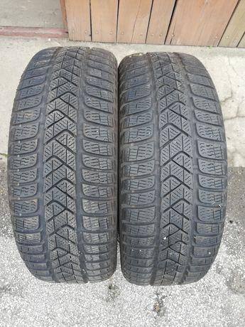 Dwie opony Pirelli Sottozero3 215/60/16 95H