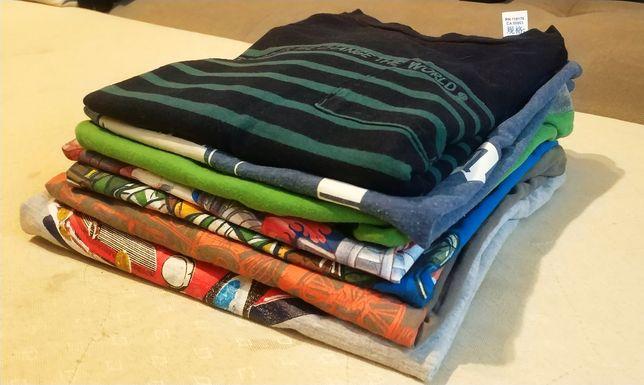 Bluzki bluzeczki 7 lat