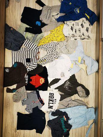 Paczka ubrań 92 chłopiec