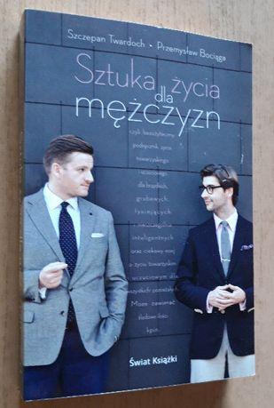 Sztuka życia dla mężczyzn - Szczepan Twardoch, Przemysław Bociąga