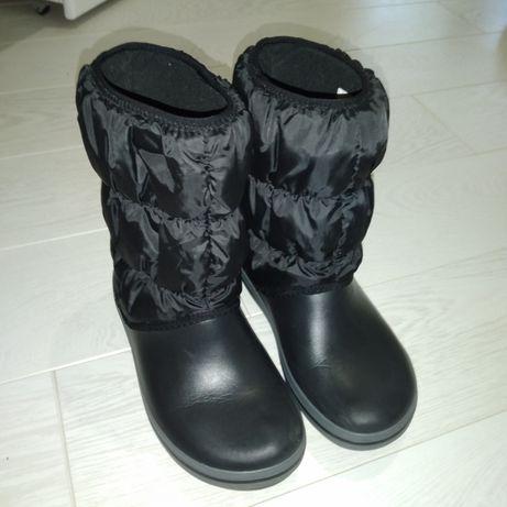 Crocs  W6 зима 22.5cm