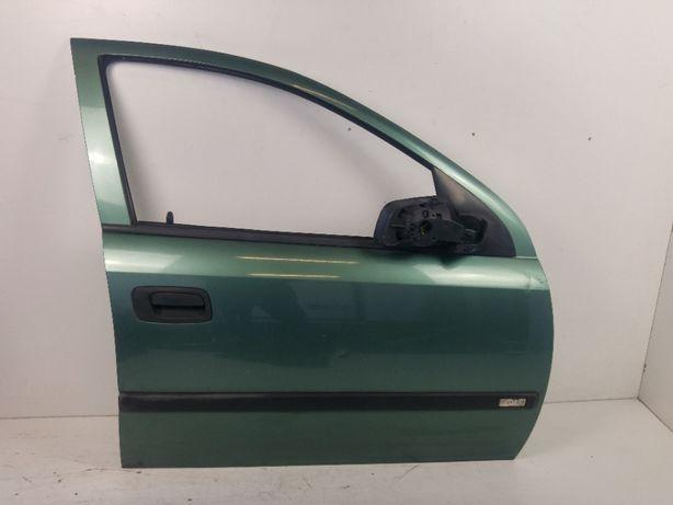 Opel Astra G II Drzwi Prawy Przód Prawe Przednie Lakier Z374