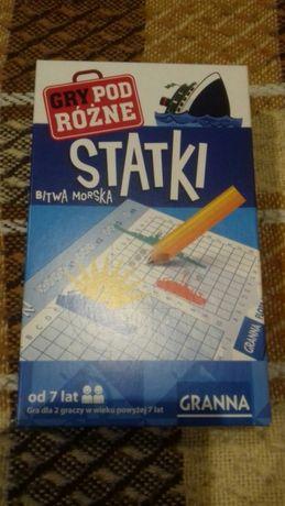 Gra Statki