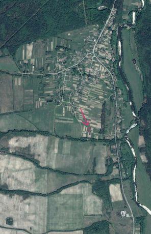 Земельна ділянка Під ЗАБУДОВУ або посів