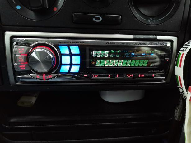Alpina CDE 9881RB i bluetooth FM