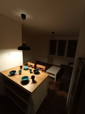 Mieszkanie kawalerka do wynajęcia Warszawska blisko Politechniki