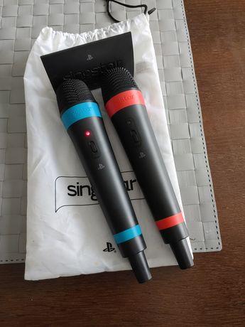 Mikrofony PS3 bezprzewodowe