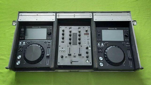 CASE Walizka Skrzynia Pioneer CDJ 200/350/400 DJM 350/400 Skup Zamiana