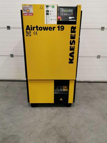 Sprężarka śrubowa 11 kw KAESER 1700l/min 10 BAR kompresor + OSUSZACZ!!