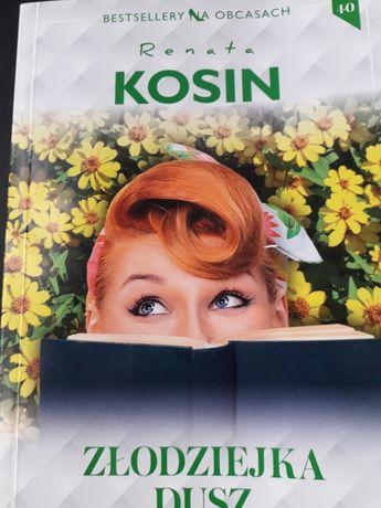 Złodziejka dusz - Renata Kosin