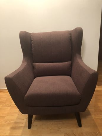 Fotel uszak nowy - Etap Sofa