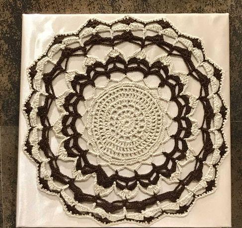 Mandalas artesanais para decorar