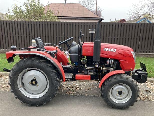 Трактор 40к.с. Модель 2020 Доставка,гарантія!!!