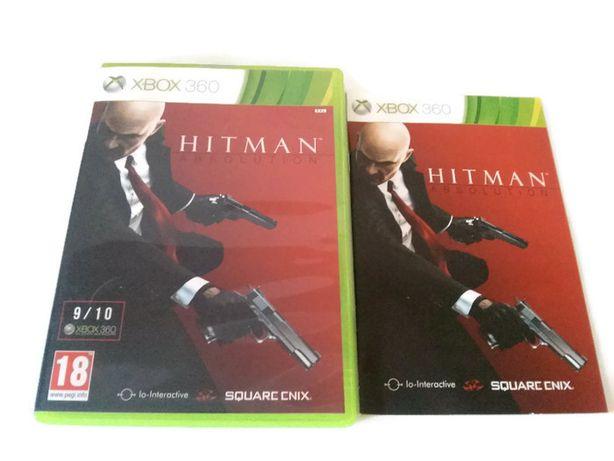 Hitman Rozgrzeszenie Xbox 360 Xbox One