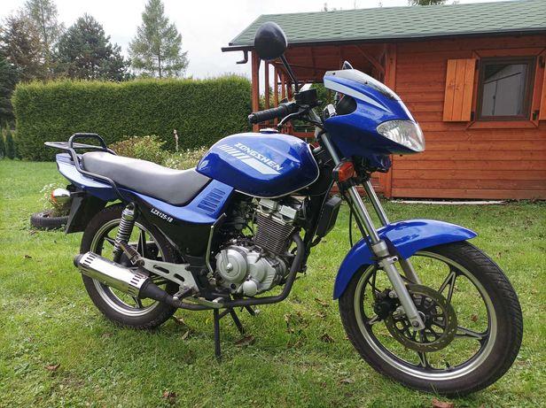 motocykl 125 Zongshen