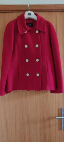 Vendo casaco vermelho