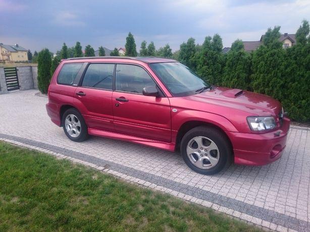 Subaru Forester 2,0T części