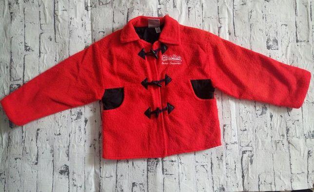 Дафлкот пальто-кофта на 2-3 года charlton