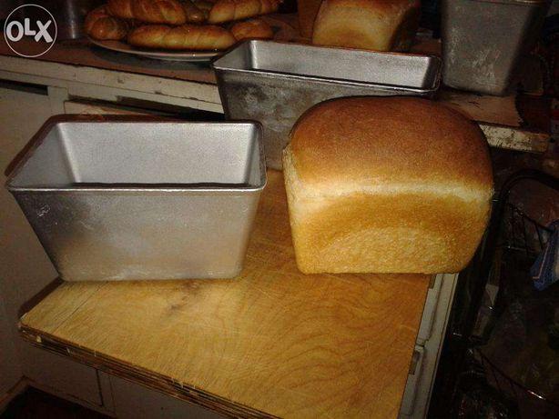 Форма для выпечки хлеба, Форма №7, форма для бородинского хлеба №12а