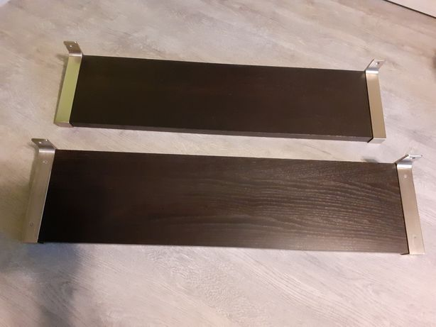 Półki Ekby Ikea 80 cm x 20 cm