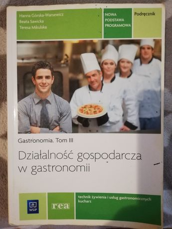 Działalność gospodarcza w gastronomii