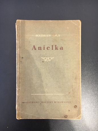Bolesław Prus - Anielka