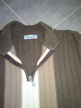 Sweter męski XL