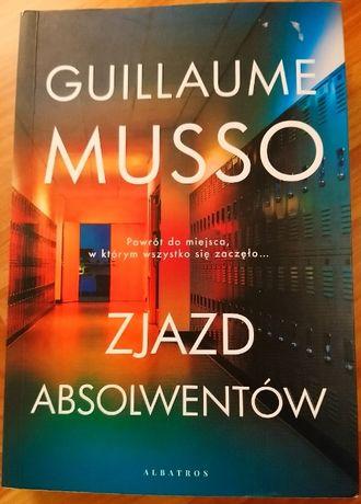 """Książka """"Zjazd absolwentów"""" G. Musso"""