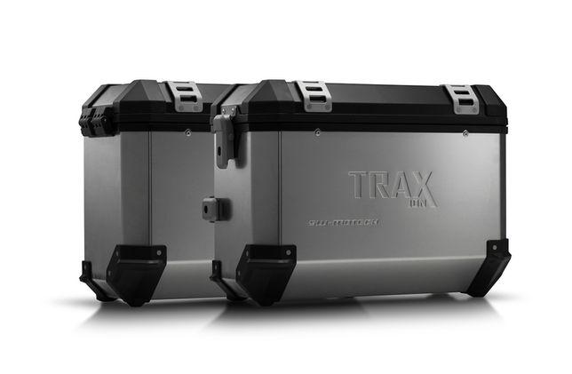 Uniwersalne kufry boczne TRAX ION sw-motech HONDA, BMW, KTM