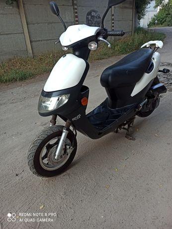 Продам скутер viper zip 2008