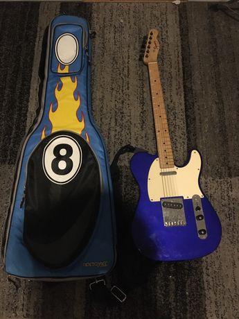 Guitarra eletrica fender