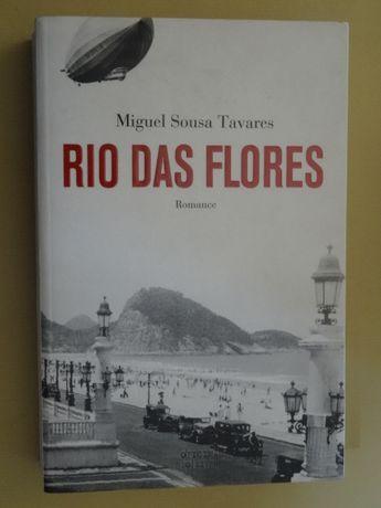 Rio das Flores de Miguel Sousa Tavares
