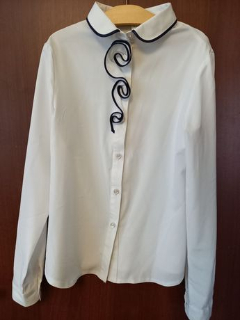 Блузка(рубашка) для девочки в школу