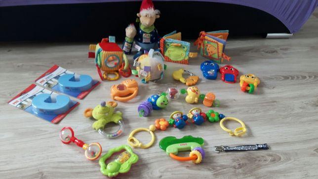 Zestaw zabawek Fisher Price dla niemowlęcia