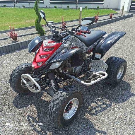 Yamaha Raptor 660 quad ZAREJESTROWANY w PL !!!