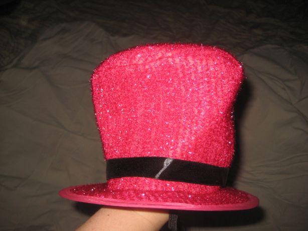 Шляпа цилиндр для карнавального костюма, б/у