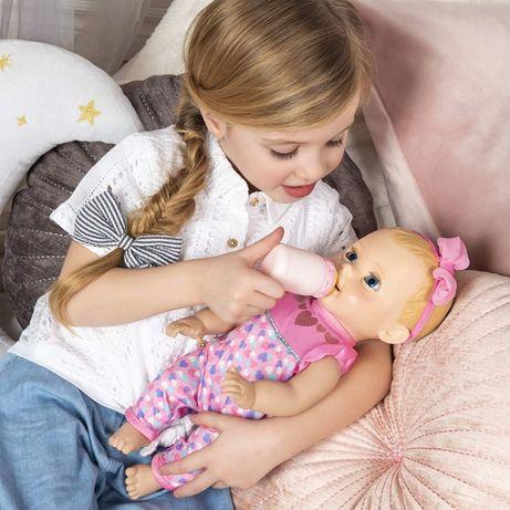 Интерактивная кукла Лувабелла Новорожденная малышка Luvabella Newborn