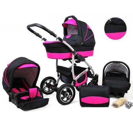Carrinhos de bebé 3 em 1. TRIOS NOVOS. Envio gratuito