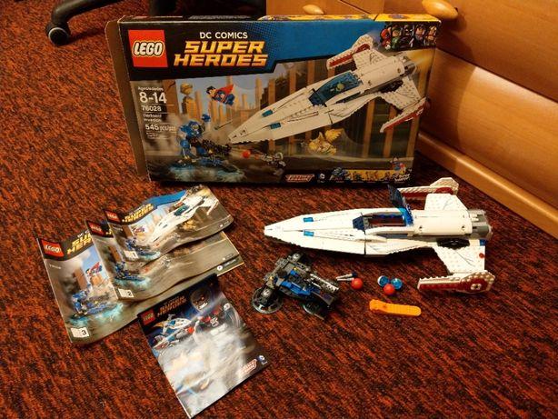 Lego Super heroes 76028 + 76076 Без минифигур!!!