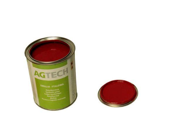 Farba lakier czerwona URSUS C330 C360 DŁUGOTRWAŁA