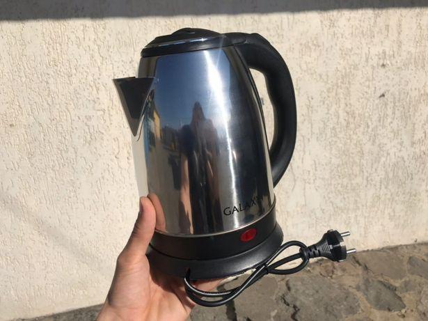 Электрический чайник 1800 w Электрочайник 1.8 л Galaxy НЕРЖАВЕЙКА